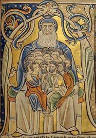 Dans le sein d'Abraham
