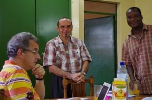 Le provincial, son délégué et le supérieur de la communauté