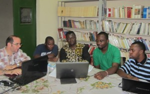 La commission formation au travail