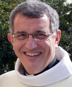 P. Benoît Gschwind, provincial 'Europe