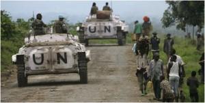Force des Nations Unies au Nord-Kivu