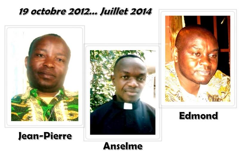 Nos trois frères seraient morts martyrs...