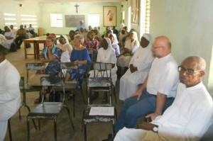 Rencontre diocésains et consacrés