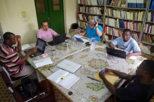 Rencontre de travail à Ouagadougou