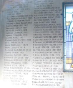 Caveau assomptionniste au cimetière de Montparnasse (Paris)
