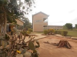 Chez les Canossiennes à Lomé
