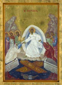 Christ est ressuscité ! …